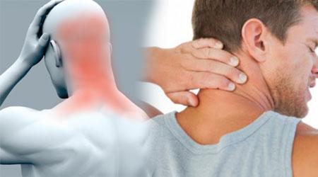 Причины боли в затылке и шее