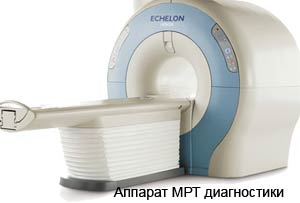 Аппарат МРТ диагностики