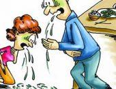 Первая помощь при пищевом отравлении
