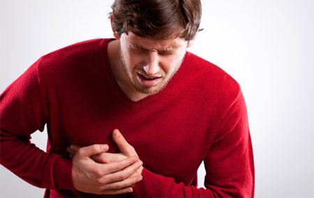 Симптомы пневмоторакса