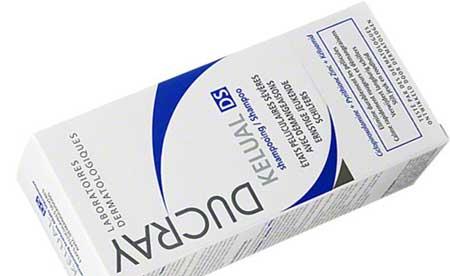 Шампунь Келюаль DS для лечения себорейного дерматита волосистой части головы, фото 8