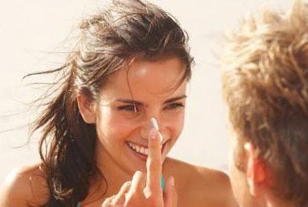 Лечение обгоревшего носа