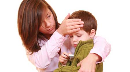 Первые признаки ветрянки у детей