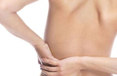 Болит левой бок со спины фото