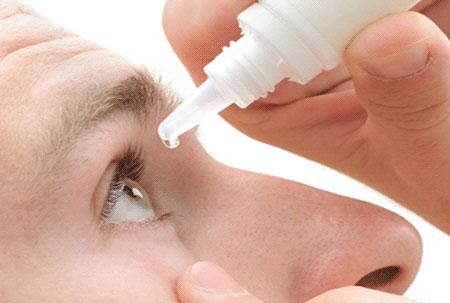 Лечение воспалений глаз