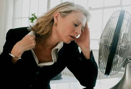 Приливы при климаксе симптомы и лечение
