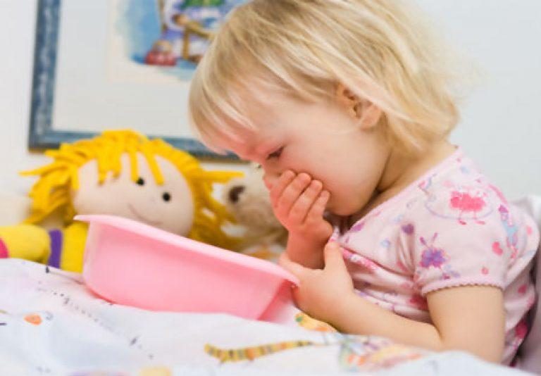 Что делать если у ребенка непрерывная рвота