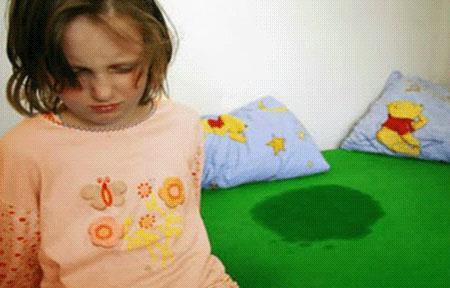 Симптомы энуреза у ребенка