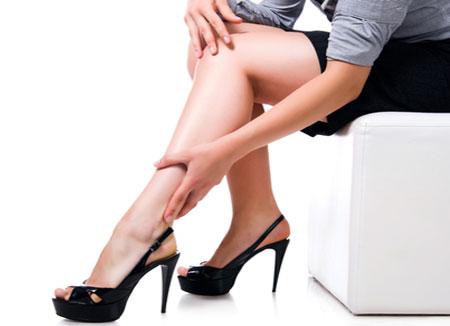 Симптомы варикозного расширения вен на ногах