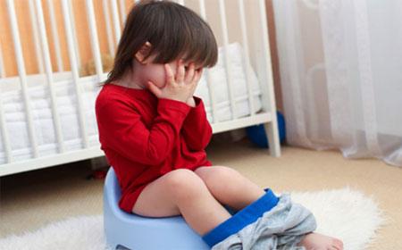 Причины белого кала у ребенка