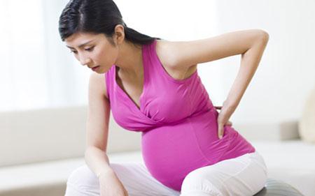 Боль в левом подреберье у беременных