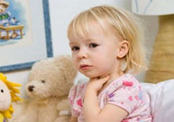 Симптомы лакунарной ангины у ребенка