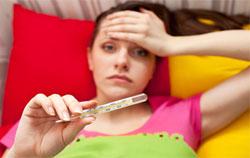 Симптомы атипичной пневмонии
