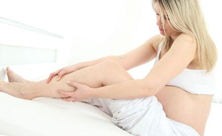 Судороги ног у беременных