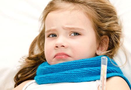 лечение фарингита у ребенка, препараты