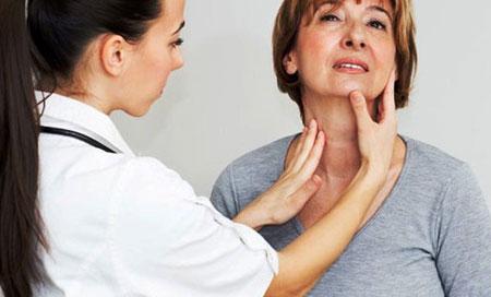 щитовидная железа у женщин, диагностика