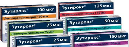 Антитела к ТПО повышенны, препараты