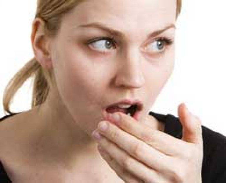 запах изо рта после тонзиллэктомии