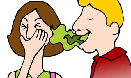 лечение запаха изо рта