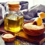 Кунжутое масло и семена кунжута