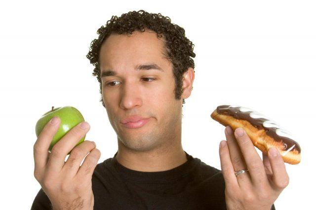 Безуглеводная диета для мужчин