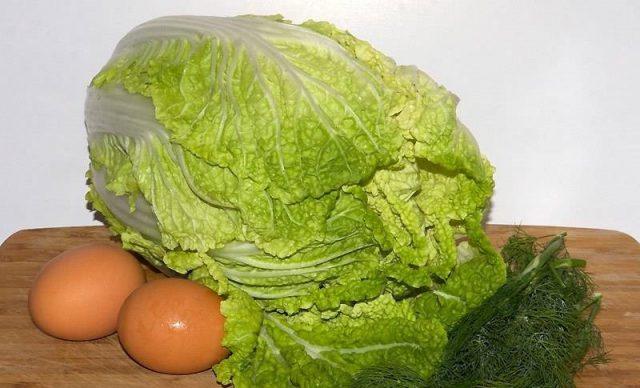 Вариант капустной диеты на 10 дней