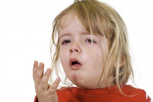 Симптомы стеноза гортани