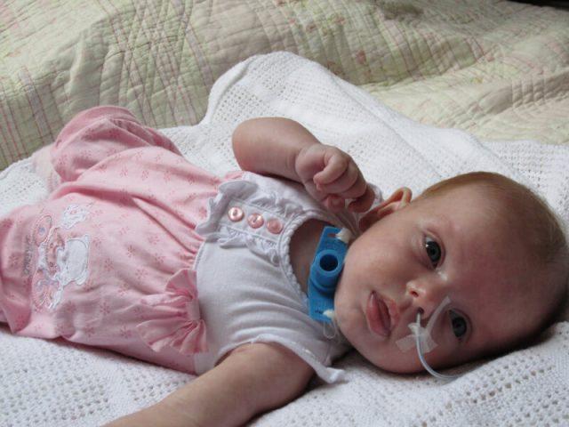 Хирургическое лечение ребёнка