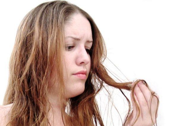 Ломкие волосы у кормящей женщины