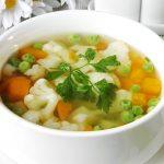 Овощной суп