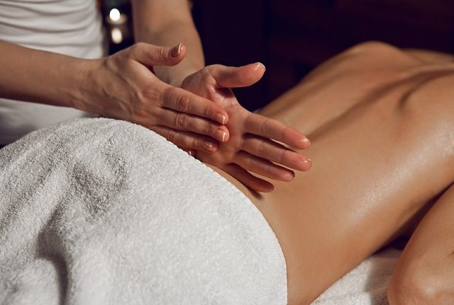 Элемент массажа
