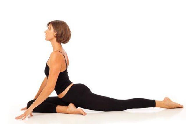 Йога для укрепления мышц промежности