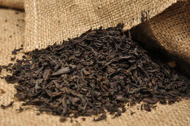 Чай чёрный крупнолистовой