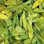 Высушенные листья сенны
