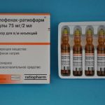 Диклофенак раствор для инъекций