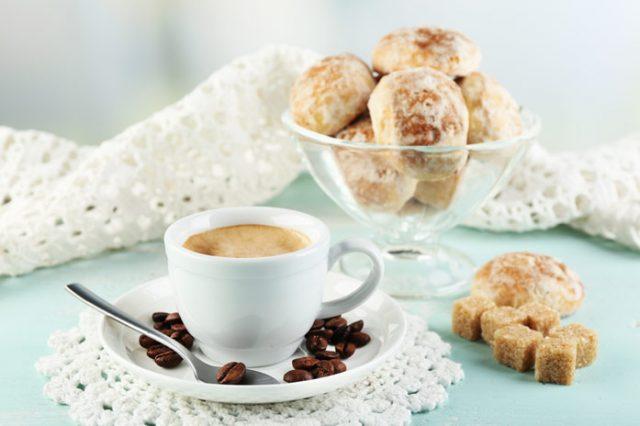 Пряники и кофе