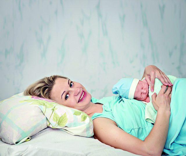 Гнездование с ребёнком