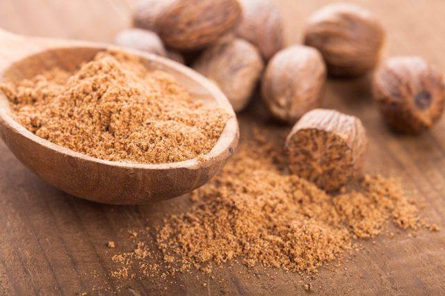 Мускатные орехи