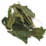 Сушёные листья крапивы