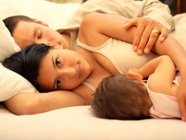 Совместный сон ребёнка с родителями