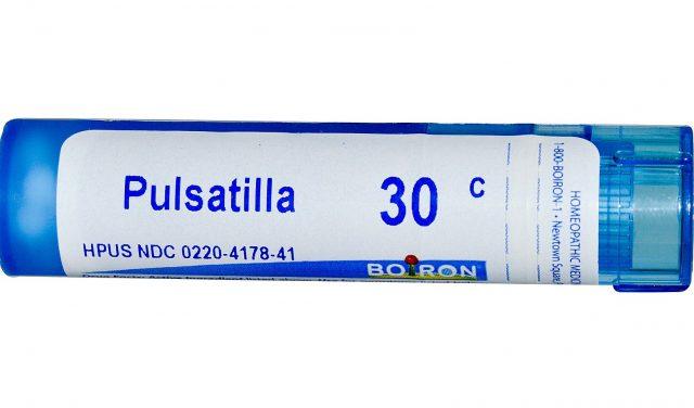 Гранулы Пульсатилла