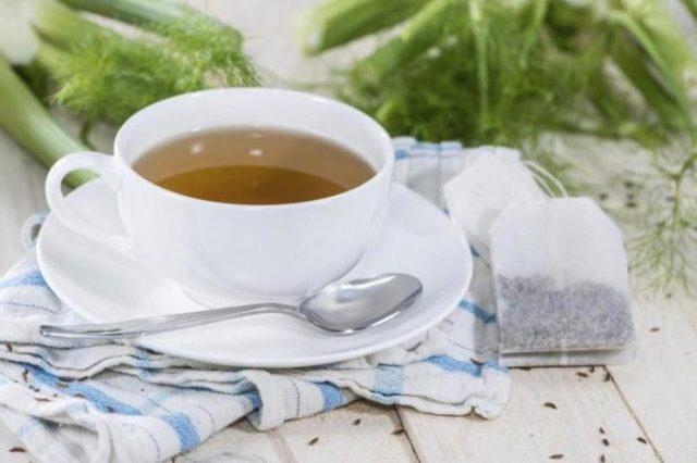 Фенхелевый чай из фильтр-пакетов
