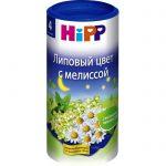 HIPP «Липовый цвет с мелиссой» в картонной банке