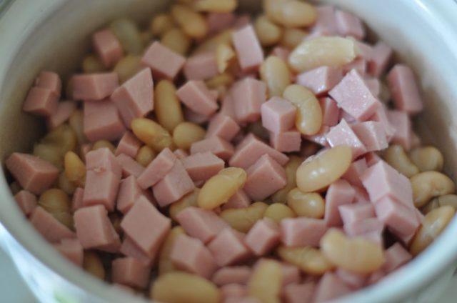 колбаса для салата
