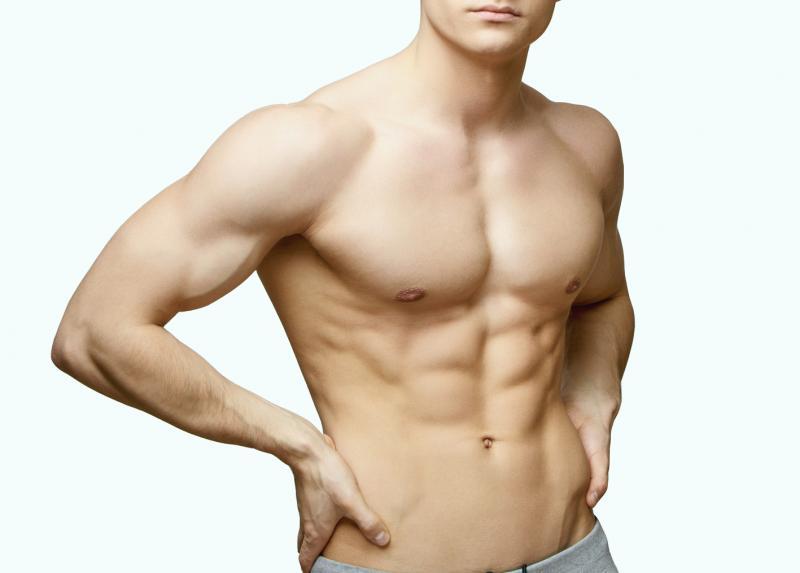 Что делать, если растет грудь у мужчины?
