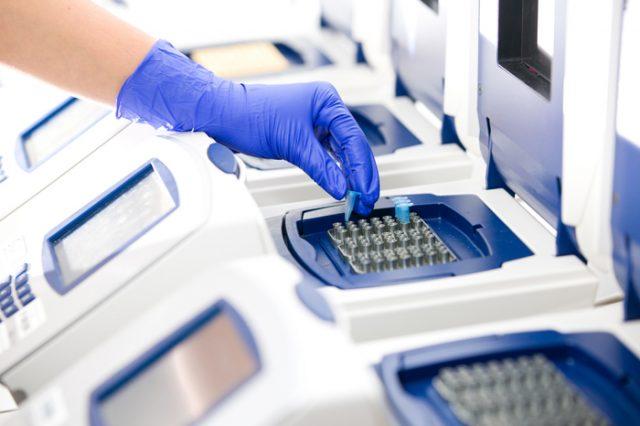 Оборудование для ПЦР-диагностики