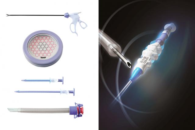 Инструменты для лапароскопии