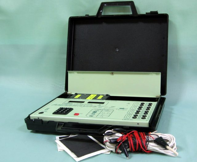 Аппарат для низкочастотной терапии токами