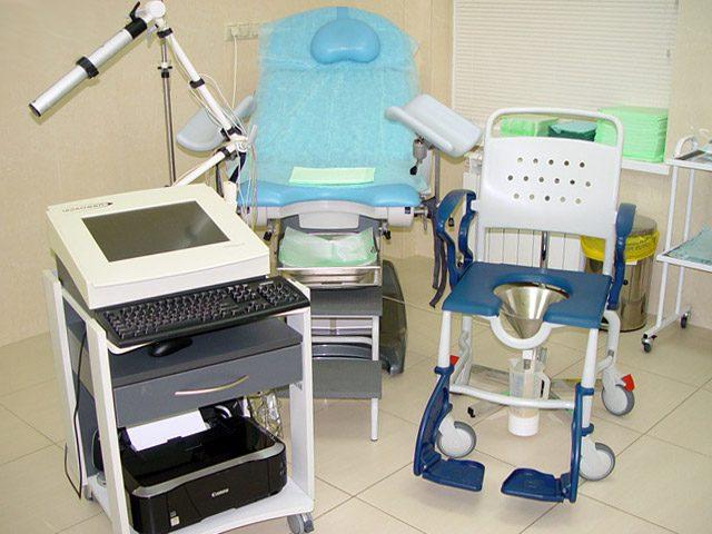 Аппаратура для проведения уродинамического исследования