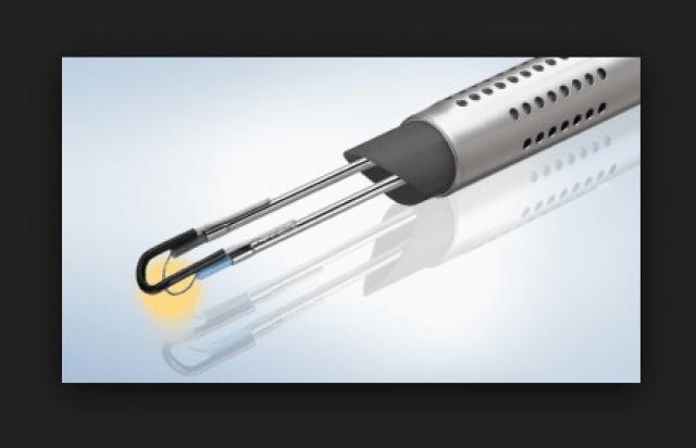 Петля-электрод для биполярной энуклеации предстательной железы